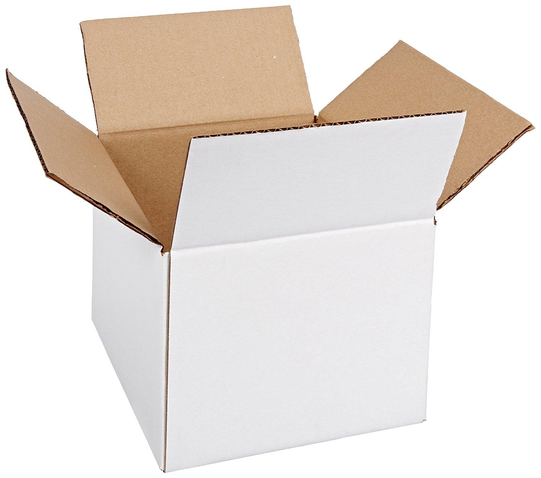 جعبه مادر کارتنی تاپ وایت رویه سفید