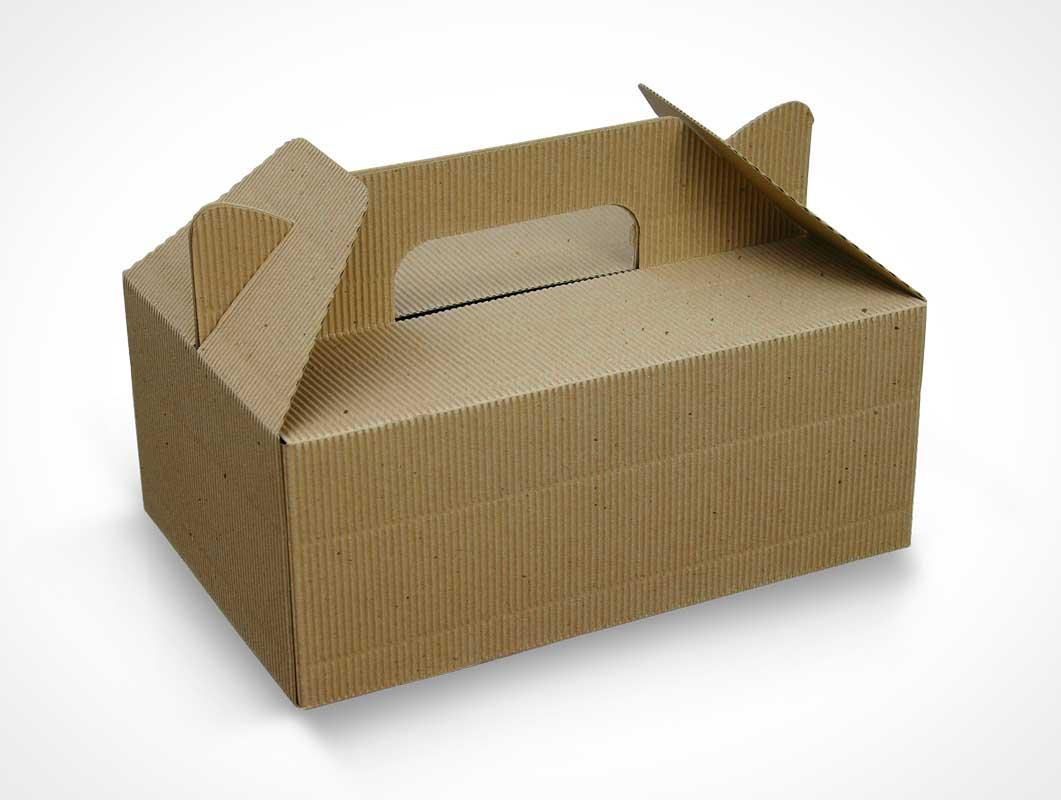 جعبه قفلی کارتنی