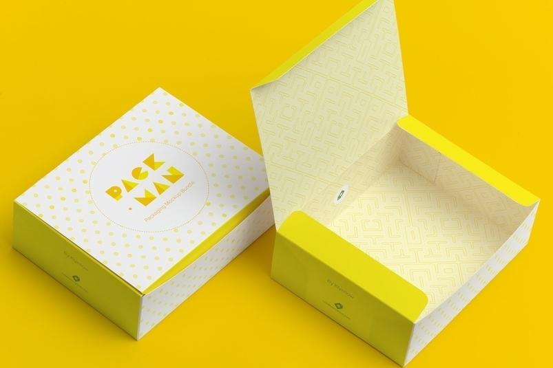 جعبه مقوایی با چاپ رنگی دو رو