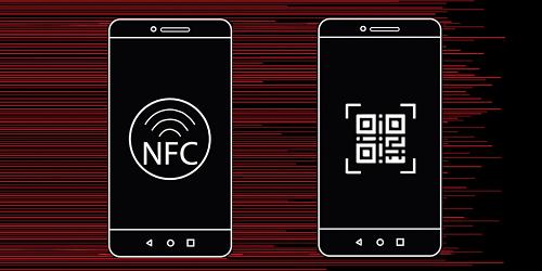 QR code و NFC در بسته بندی های دارویی